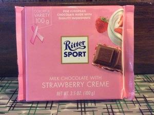 Ritter Strawberry Cream
